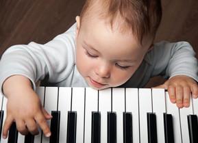 музыкальное развитие ребёнка