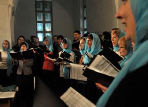 История церковного пения: основные вехи развития храмовой музыки в России, Музыкальный класс