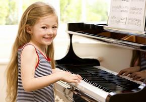 обучение детей игре на фортепиано