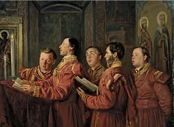 развитие русской хоровой музыки 10-16 веков