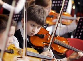 академический концерт в музыкальной школе