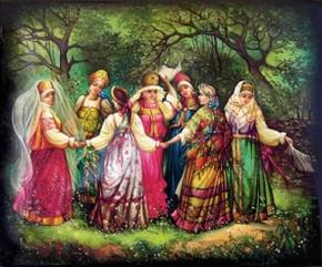 фольклорные жанры в музыке