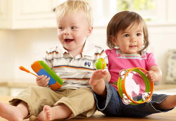 Как научить ребенка слушать музыку, Музыкальный класс