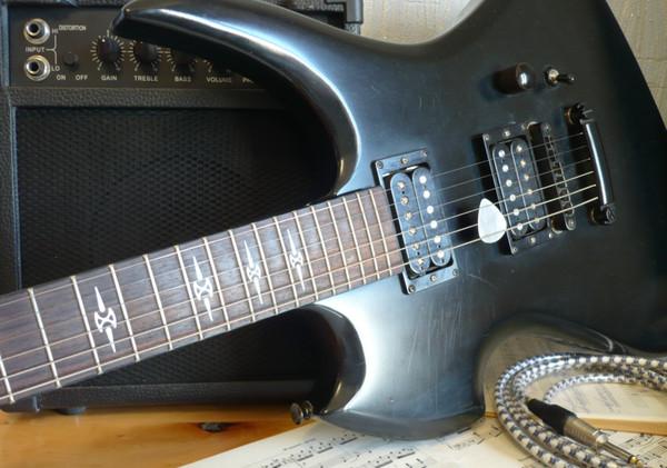 простые пьесы для гитары
