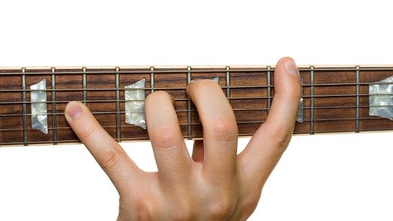 Упражнения на гитаре