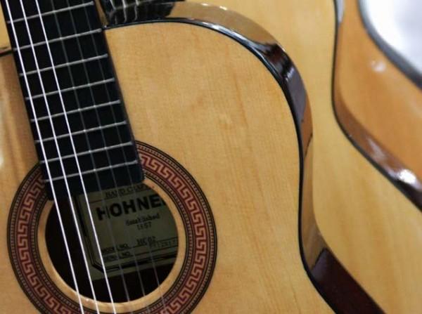 Обзор классической гитары HOHNER HC-06, Музыкальный класс