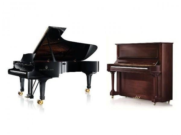 Пианино и Фортепиано