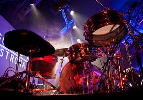 из чего состоит барабанная установка