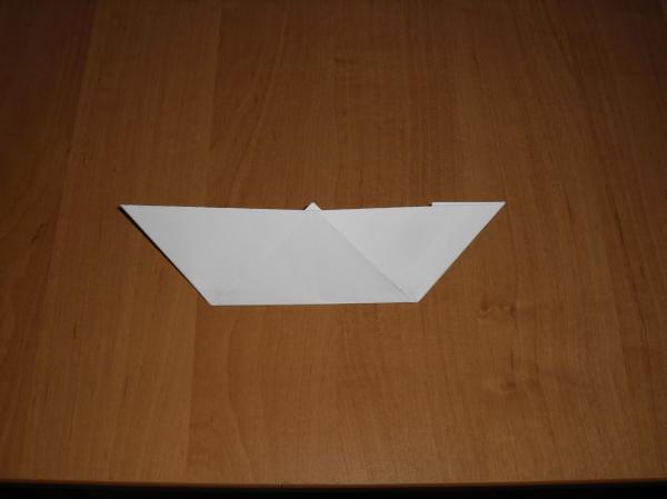 как сделать лодочку из бумаги