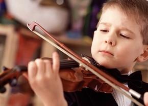 об игре на скрипке