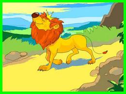 королевский марш льва из карнавала животных