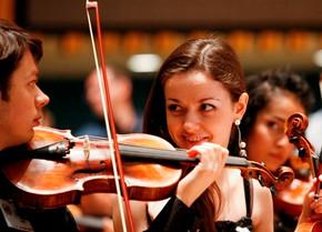 опыт игры в оркестре