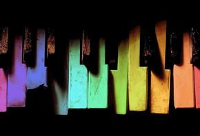 музыка и цвет