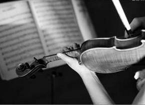 как играть на скрипке