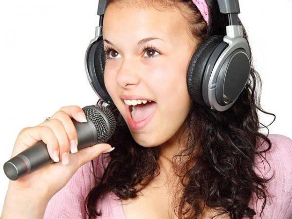 Вокал для подростка - репертуар