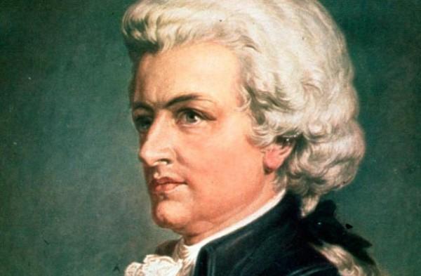 Моцарт путешествия