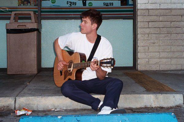 Alec Benjamin - guitar solo